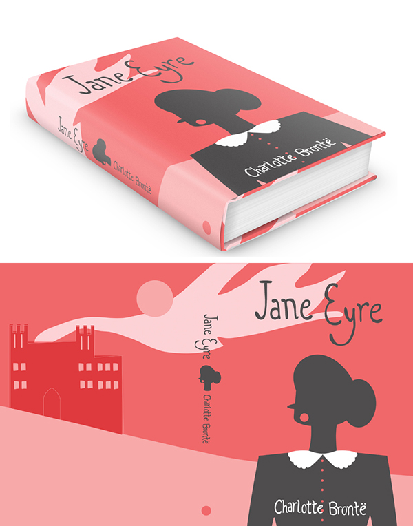 alice-potter_Jane Eyre Book Jacket_Alice Potter