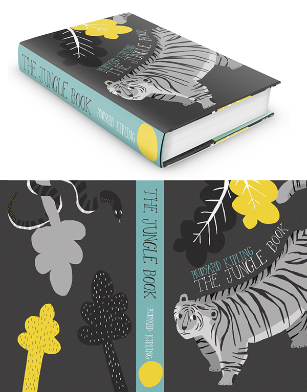 alice-potter_Jungle Book Jacket Cover _Alice Potter