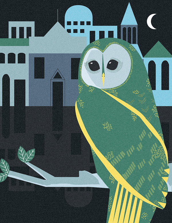 alice-potter_Lost in London Tawny Owl_Alice Potter