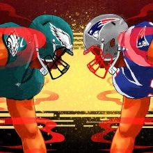 Yu-Ming Huang-Super Bowl