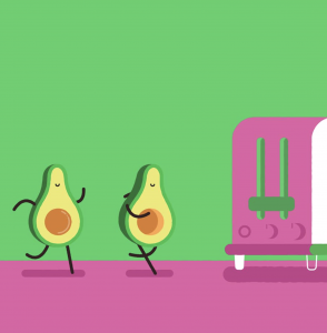 SUJA Animated Ads